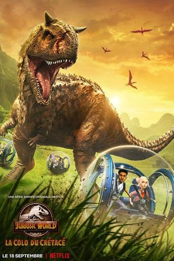 Jurassic World : La Colo du Crétacé