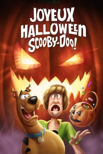 Joyeux Halloween, Scooby-Doo!
